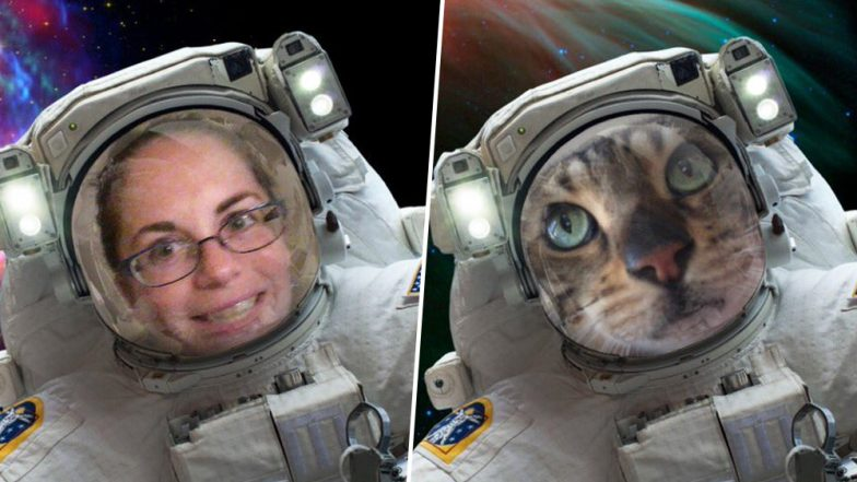 NASA Selfies App: Take Photos Surrounded By Celestial Bodies & Enjoy Virtual Tour of Exoplanet System, View Pics