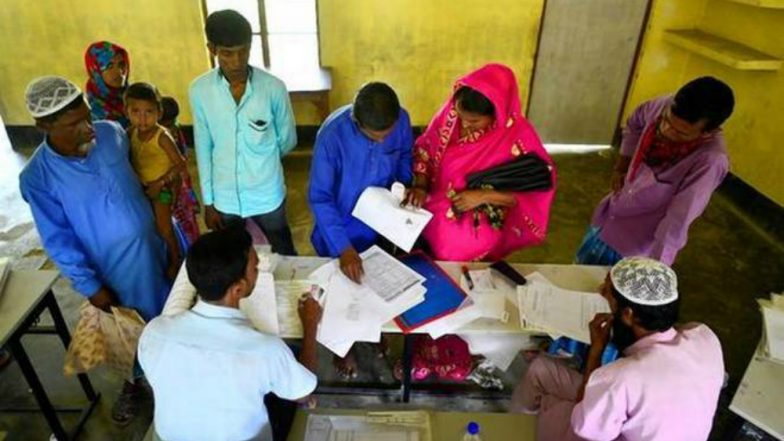 Assam NRC Row: BJP Demands to Publish NRC for Hyderabad and Telangana
