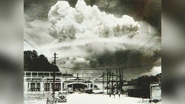 73 Years of Nagasaki Bombing: Know Everything About the Historic Atomic Attack With These Facts and Video