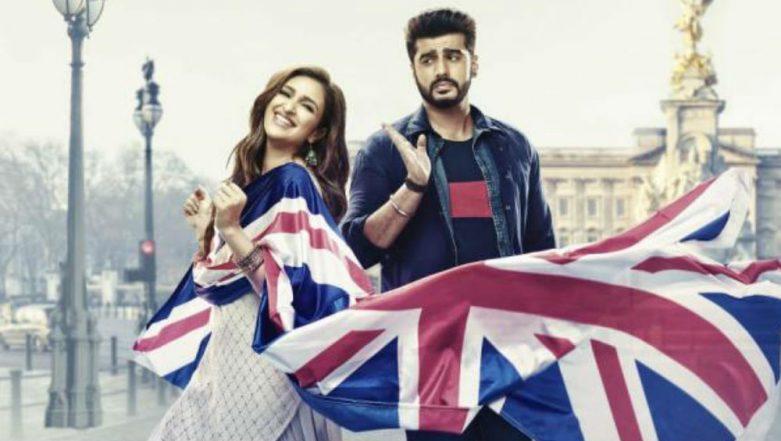 Namaste England New Posters: Arjun Kapoor and Parineeti Chopra's Love Can Travel Any Distance!
