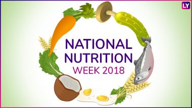 National Nutrition Week 2018: How To Eat Healthy – 5 Simple Secrets of Good Health