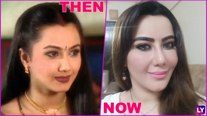 Nausheen Sardar Ali Before and After Pics Are Unbelievable! Good Luck Recognising Your Beloved Kkusum From Ekta Kapoor's Hit Daily Soap