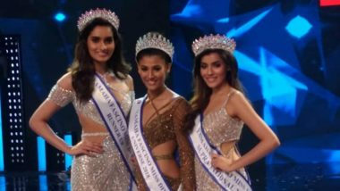 Nehal Chudasama Wins Miss Diva 2018: Mumbai Girl to Represent India at Miss Universe 2018 Beauty Pageant