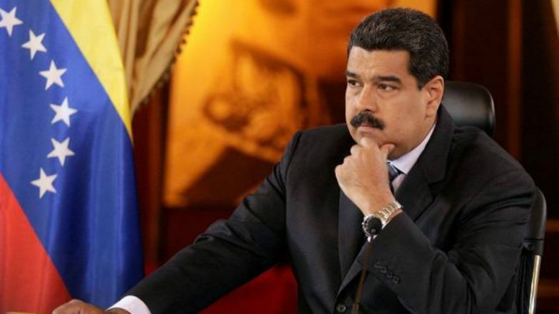 Trump Administration Officials Met Venezuelan Army Officers Plotting A Coup Against Maduro Government