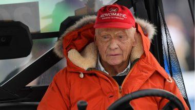 Niki Lauda, Three-Time Formula One World Champion, Passes Away