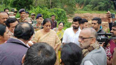 Nirmala Sitharaman Receives Backlash on Social Media for Losing Cool at Karnataka Minister for 'Minute-to-Minute' Kodagu Itinerary