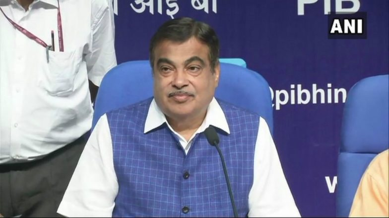 Union Minister Nitin Gadkari Says Blueprint Drawn to Boost Production of Electric Vehicles