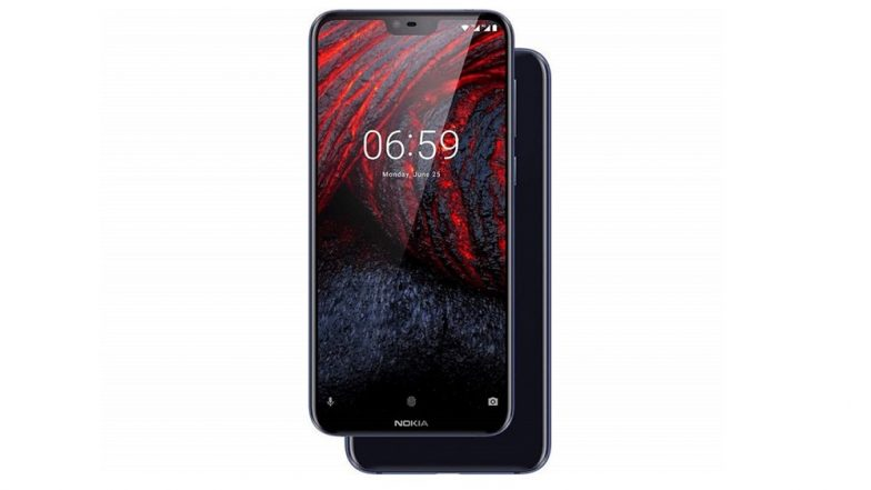 Nokia 6.1 Plus Online Sale Tomorrow Exclusively on Flipkart at 12PM