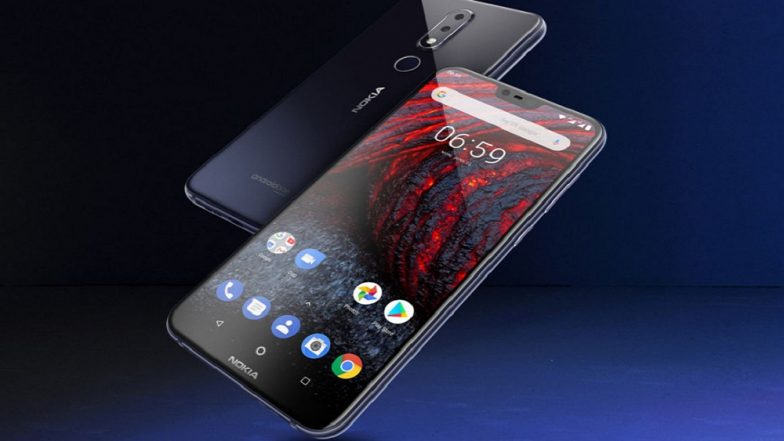 Nokia 6.1 Plus First Sale Starts Today at 12 PM Exclusively on Flipkart