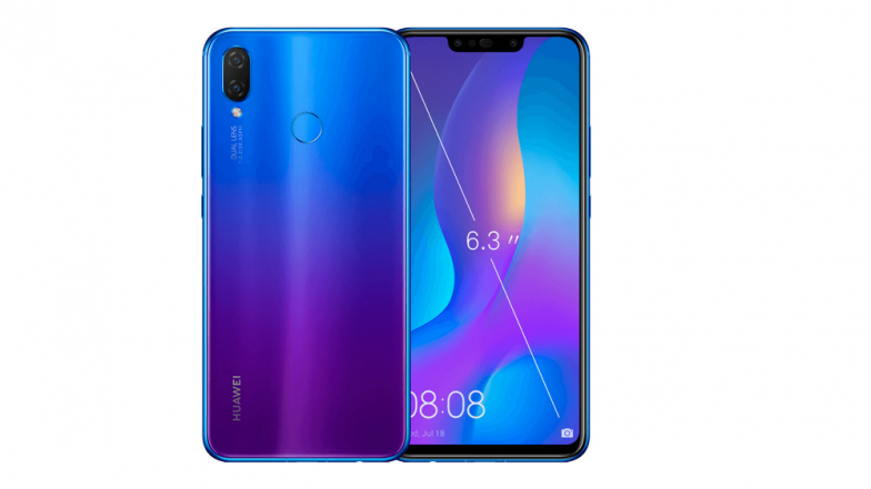 Huawei Nova 3i to Go on Sale Today at 12PM IST Exclusively on Amazon