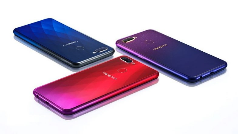 Oppo F9 Pro Smartphone Slated to Launch in India on August 21; Expected Price, Features, Specifications & More