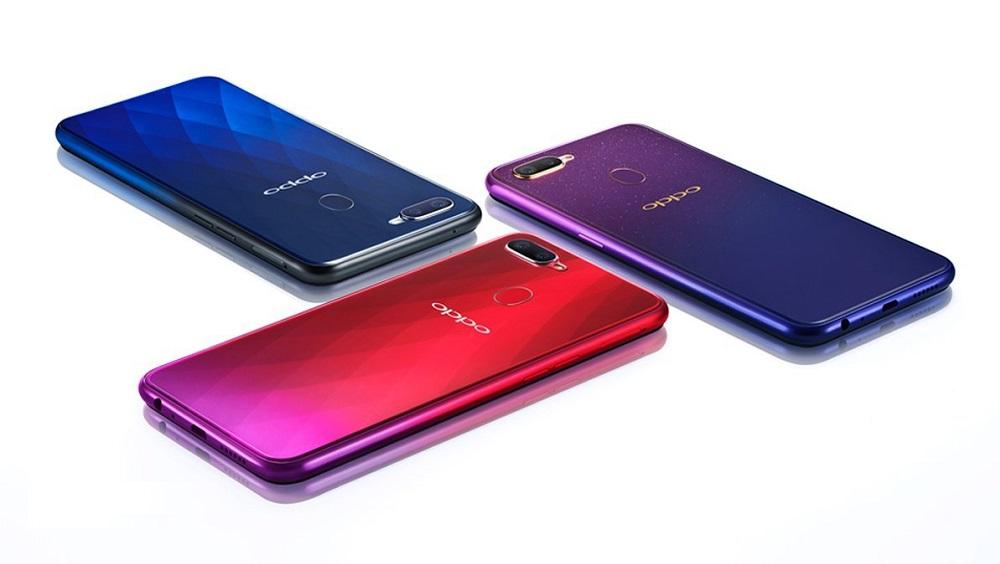 RM1400 以下就买到OPPO F 系列?你的手机充电还是很慢?最新 OPPO F9 闪充技术,五分钟充电不再是问题~