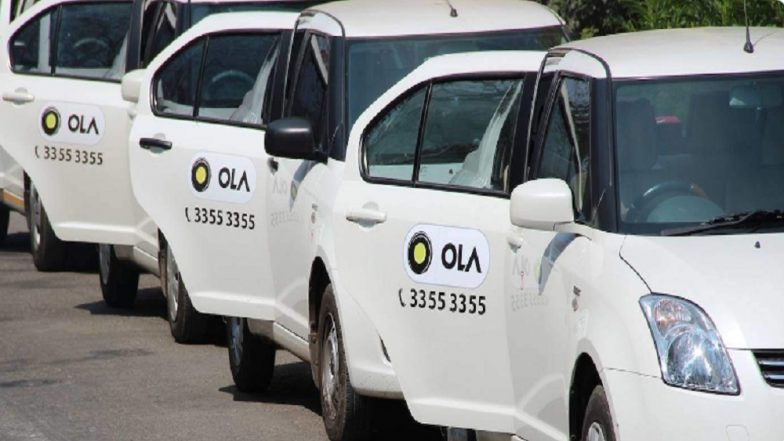 India's Ola Set to Challenge Uber In UK's Taxi App Market