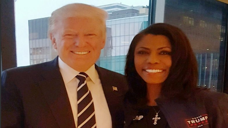 Donald Trump Calls Omarosa a 'Dog' in Latest Tweet, White House Defends Him