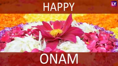 Onam 2018 HD Images & Wallpapers for Free Download Online: Wish Thiru Onam With Beautiful GIF Greetings & Picture Messages