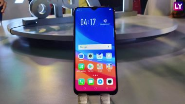 Oppo F9, Oppo F9 Pro Smartphones Launched in India at Rs 19,990 & Rs 23990