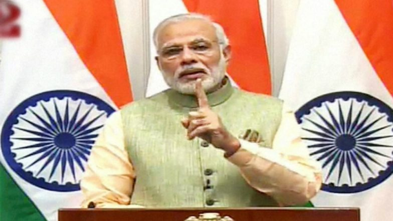 Narendra Modi to BJP Workers: Congress Even Failed to Play Role of Opposition