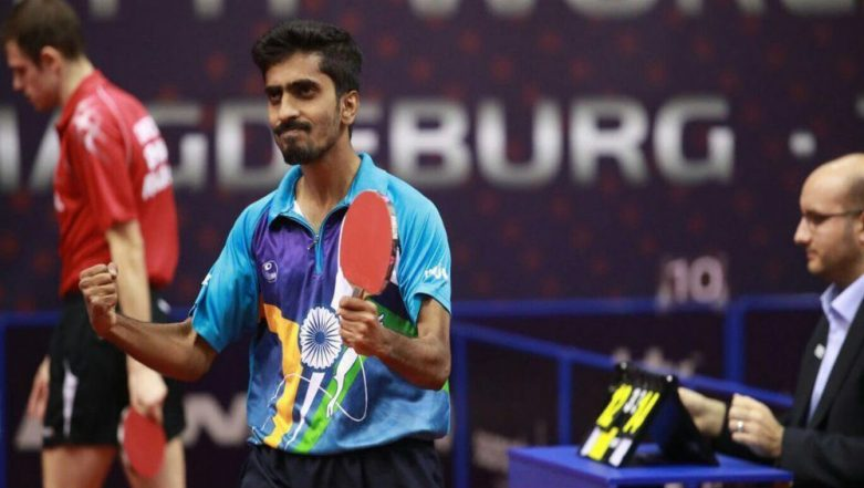 Next Aim is to Break into Top 15 in the World: Paddler Sathiyan