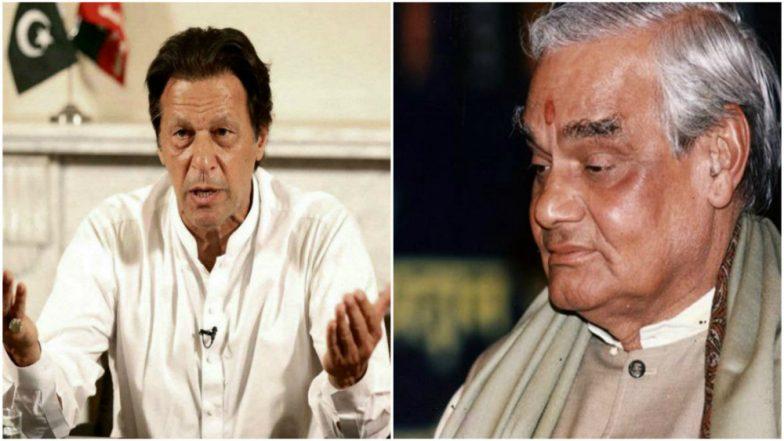 Pakistan Condoles Atal Bihari Vajpayee's Death, Imran Khan Says Void in South Asian Politics