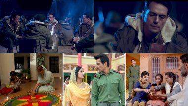 Paltan Song Raat Kitni: Arjun Rampal, Gurmeet Chaudhary, Harshvardhan Rane Pine for Their Beloved in this Soulful Track - Watch Video