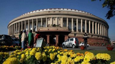 Budget Session of Parliament to Begin From June 17, Lok Sabha Speaker to be Elected on June 19