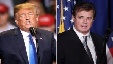 Double Whammy for Donald Trump: Former Election Campaign Manager Paul Manafort Found Guilty on Multiple Charges