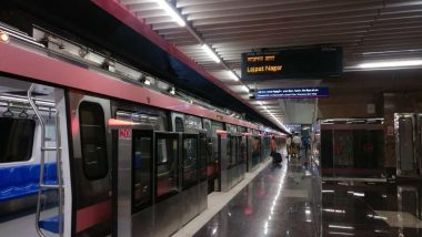 Delhi: Man Commits Suicide by Jumping in Front of Metro Train on Red Line
