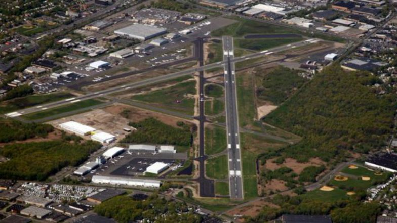 London-Bound Gulfstream Aerospace Flight Busts Tyre During Takeoff at Teterboro Airport, Diverted to Massachusetts