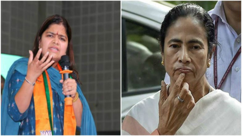 Mamata Banerjee is U-turn Didi, TMC is Terror-making Machine, Says Poonam Mahajan