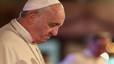 George Floyd Death: Pope Francis Says 'We Cannot Tolerate or Turn a Blind Eye to Racism'