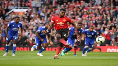 Premier League 2018: Paul Pogba Leads Manchester United Win Over Leicester City by 2-1