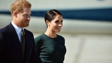 Britain's Prince Harry and Wife Meghan Will No Longer Use the Titles 'Royal Highness' or Receive Public Funds