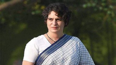Priyanka Gandhi's Appointment As In-Charge of Eastern UP: Puducherry CM V Narayanasamy Hails Congress President's Sister