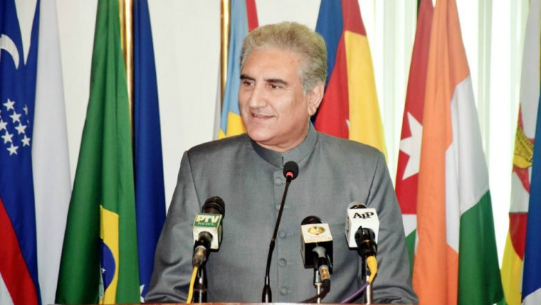 Pakistan Foreign Minister Shah Mahmood Qureshi Summons Emergency Meeting in Islamabad After IAF Strikes Across LoC Destroy JeM Terror Camps in Balakot and Muzaffarabad