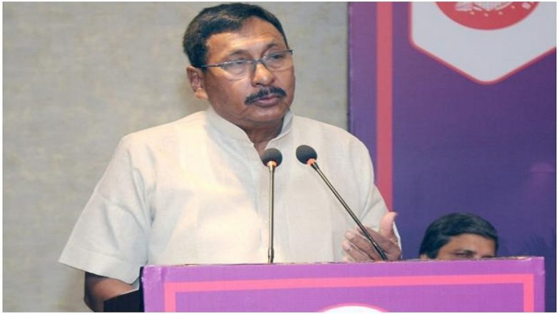 Union Minister Rajen Gohain Booked For 'Raping' 24-Year-Old Woman in Assam's Nagaon