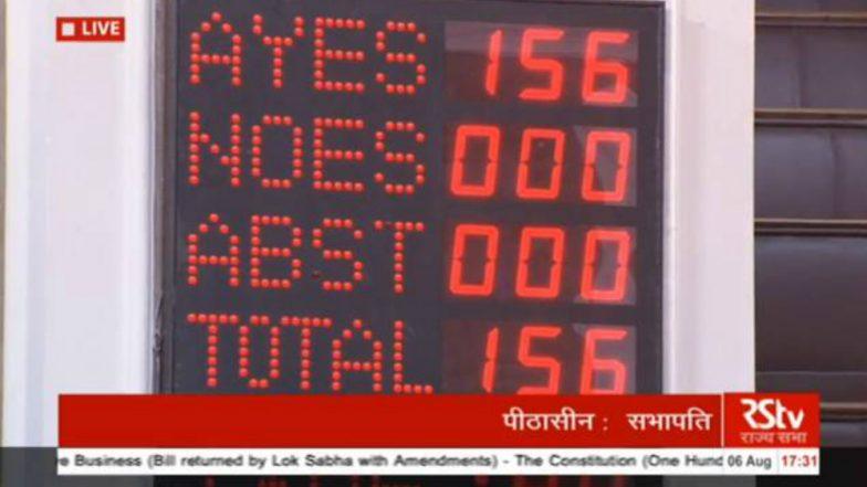 Rajya Sabha Passes National Commission for Backward Classes (NCBC) Bill
