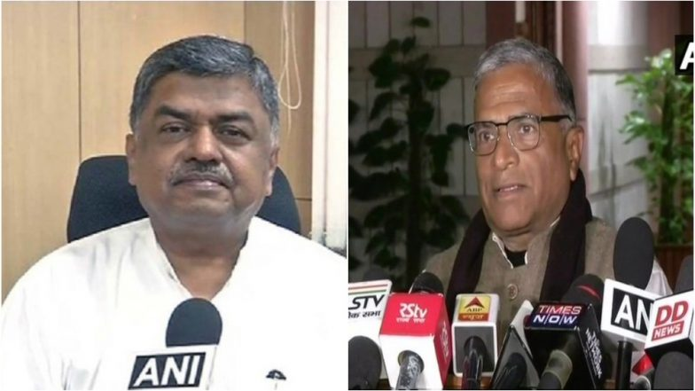 Rajya Sabha Deputy Chairperson Elections Today at 11 am, Contest Between NDA's Harivansh and Opposition's BK Hariprasad