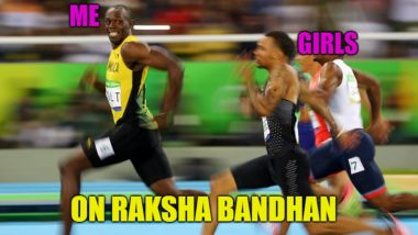 Raksha Bandhan Funny Jokes & Memes: Rakhi 2018 Images and WhatsApp GIF Messages That Will Leave You and Your Siblings Laughing