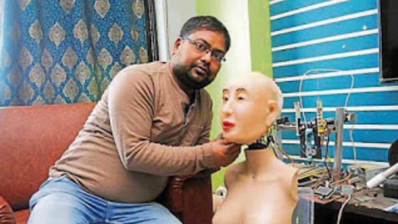Robot Rashmi is India's First Humanoid, Can Speak in Hindi, Marathi, Bhojpuri and English