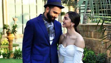 Ranveer Singh and Deepika Padukone ARE Getting Married! See Wedding Invite Pic INSIDE