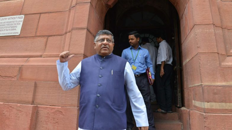 BJP Lashes Out at Rahul Gandhi For 'Celebrating' After China Blocks UN Bid to Ban Masood Azhar