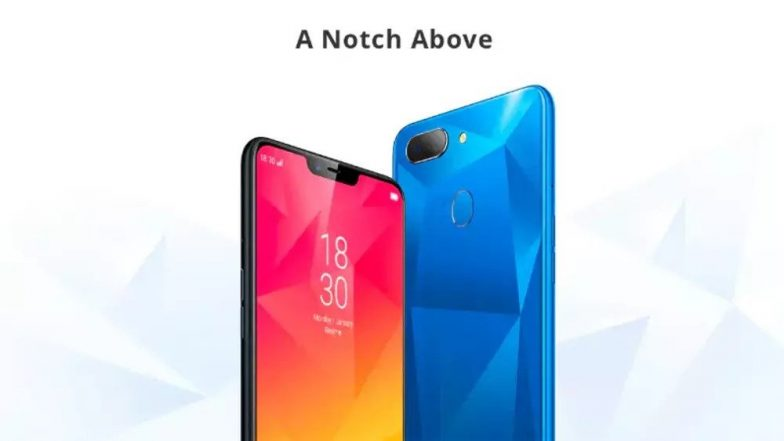 Realme 2 Smartphone Teaser Image Reveals Notched Display & Dual Rear Camera