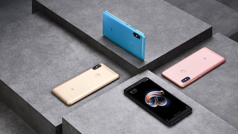 Xiaomi Redmi Note 5 Pro Smartphones Goes For Open Sale; Prices Starting From Rs 14,999 Available on Flipkart and Mi Official Website