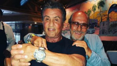 Sylvester Stallone Has Designed a $1 Million Richard Mille Watch, See Pictures of the 'Rocky' Wrist-Beast