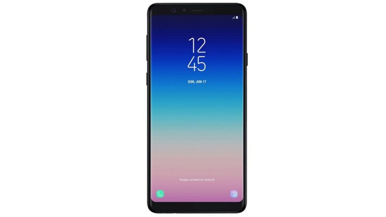 Samsung Galaxy A8 Star Launched in India at Rs 34,990; To Rival OnePlus 6 and Poco F1