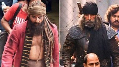 LEAKED! Saif Ali Khan's Naga Sadhu Warrior Avatar Look in Hunter is OUT and It Will Remind You of Amitabh Bachchan's Look in Thugs of Hindostan - View Pic