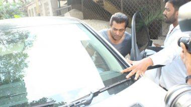 Mumbai Traffic Unpaid Fines List Includes Cars Used by Salman Khan, Raj Thackeray Among Others
