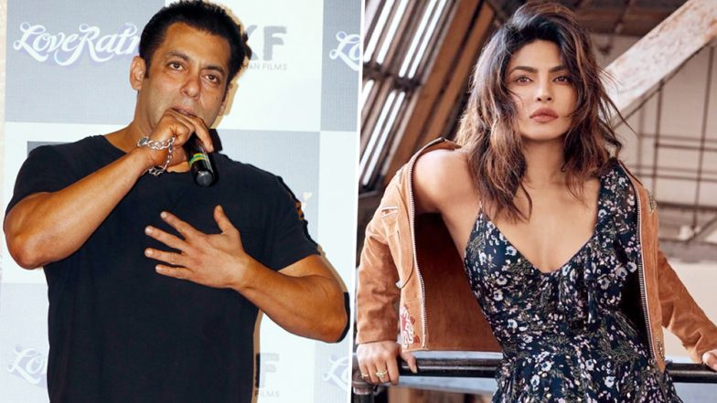 Did Priyanka Chopra Finally React to Salman Khan's Constant Digs at her For Leaving Bharat? (Watch Video)