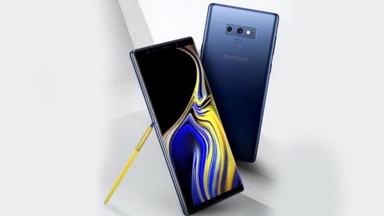 Samsung Galaxy Note 9 Smartphone Catches Fire; Victim Files a Lawsuit Against the Company