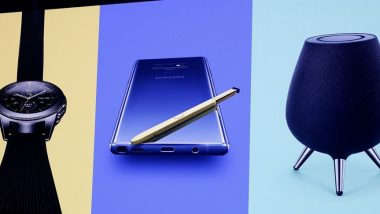 Samsung Galaxy Note 9 India Prices Officially Revealed After Global Launch